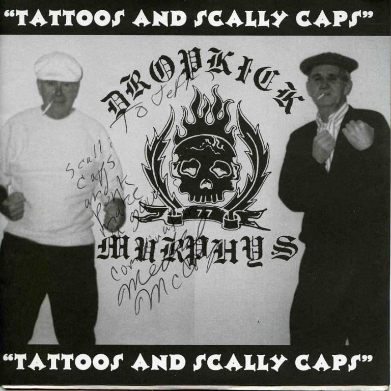 Tattoos & Scally Caps