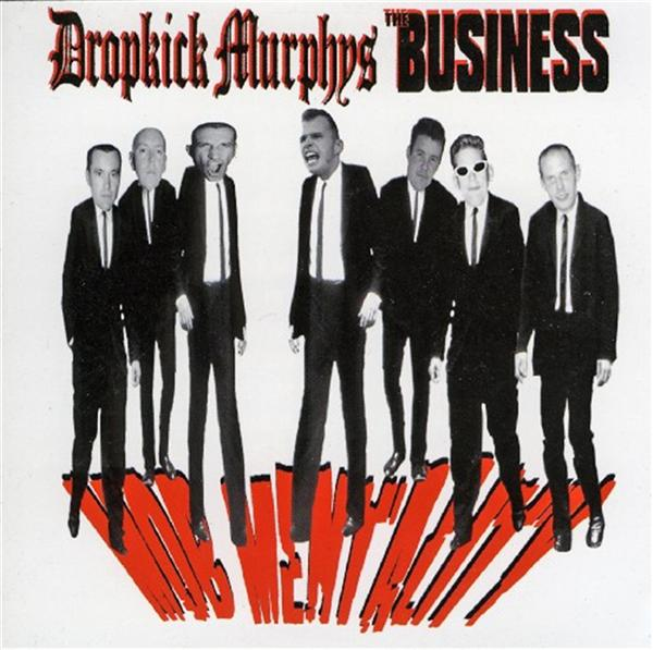 Dropkick Murphys/The Business Split CD