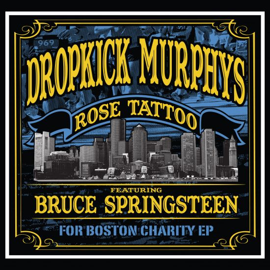 Rose Tattoo: For Boston Charity EP (ft Bruce Springsteen)