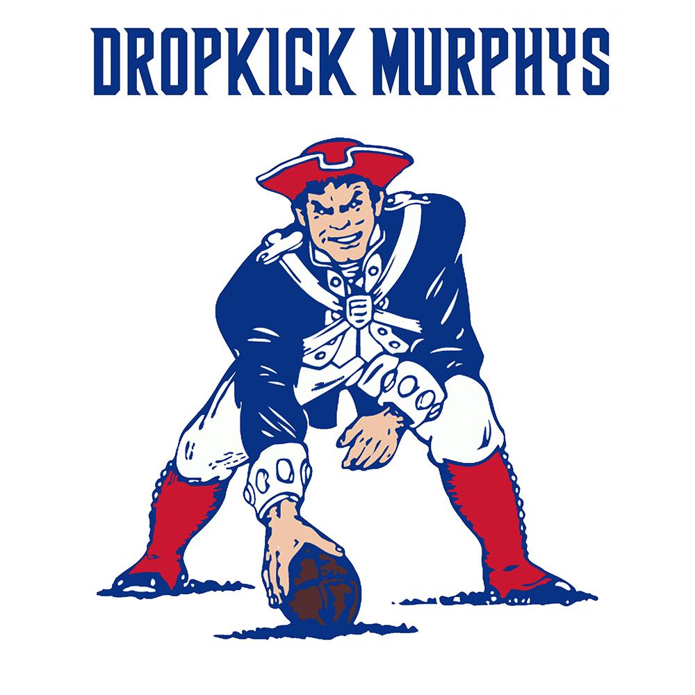 Dropkick Murphys Patriots Kickoff