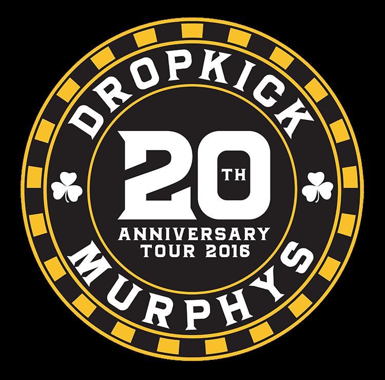 Dropkick Murphys 20th Anniversary