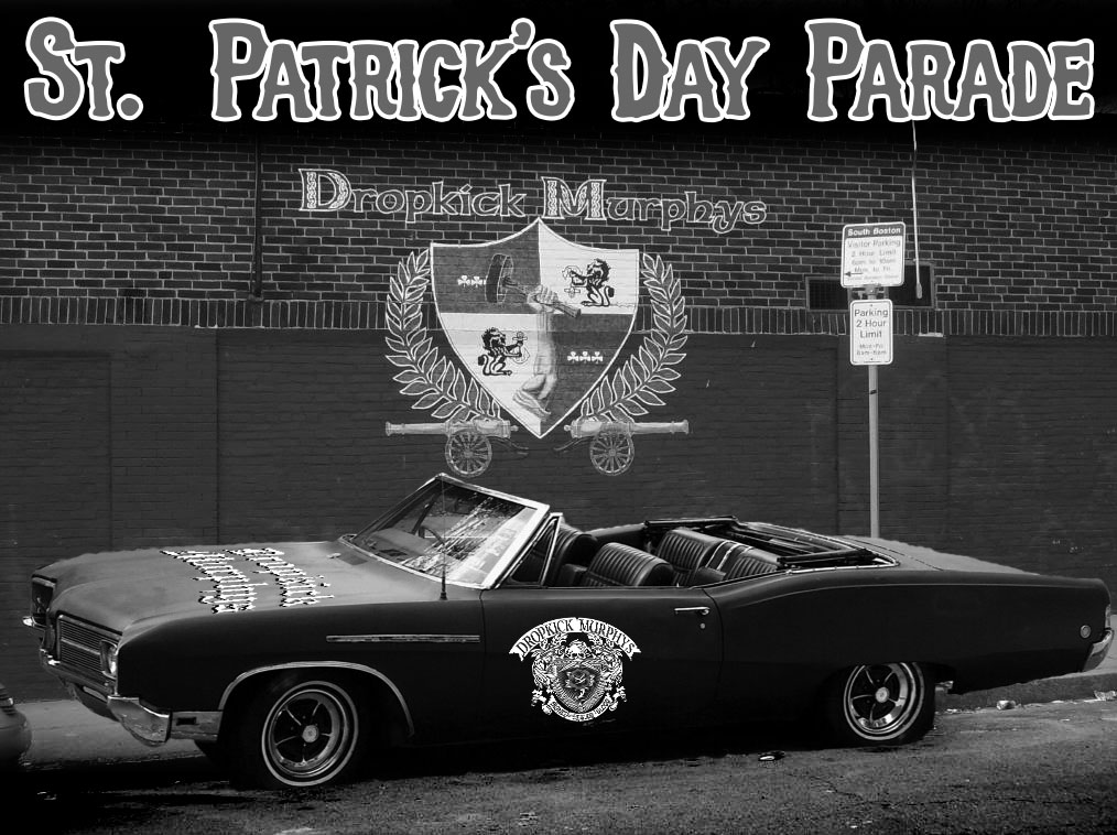 South Boston St Patricks Day Parade