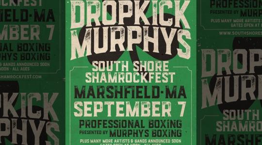 UFC International Fight Week Free Concert   Dropkick Murphys