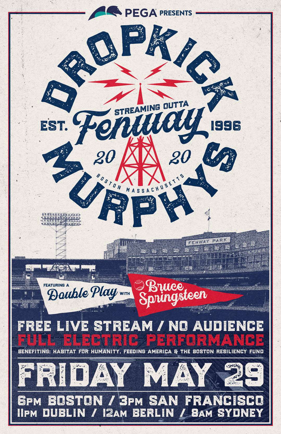 Streaming Outta Fenway - May 29  @ 6pm EST
